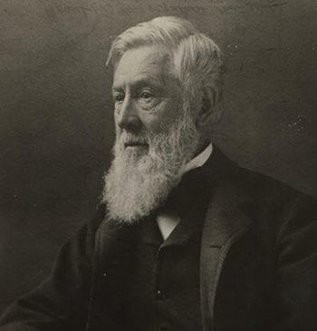 Asa Gray Portrait