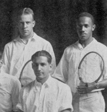 University of Michigan Men's Tennis Team, 1928