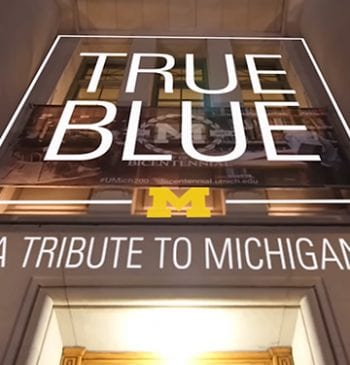 True Blue: A Tribute to Michigan! (Full Show) video screenshot