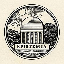 University of Michigan Epistemia (Temple of Wisdom) Seal