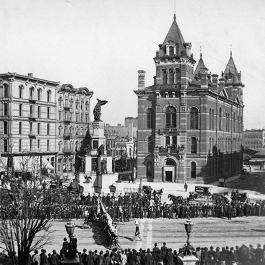 Grand Army of the Republic Parade, 1891