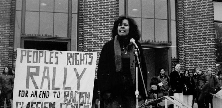 People's Rights Rally, January 1, 1981