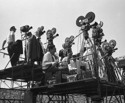 1964 News Cameras