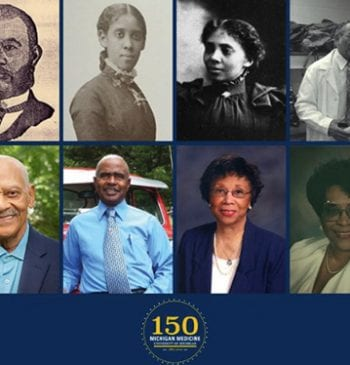 pioneering African Americans at Michigan Medicine