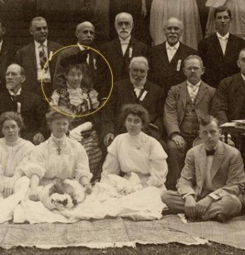Madelon Stockwell in 1902